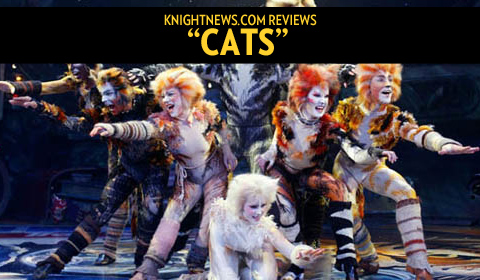 'CATS' Broadway Show in Orlando