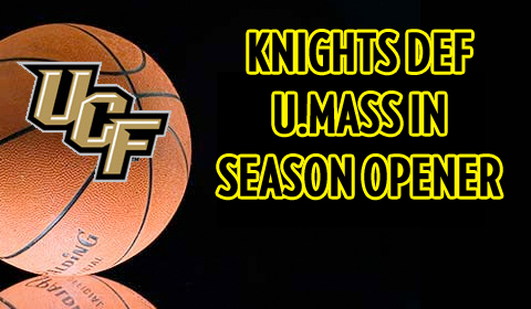 Knights Open the Season with Big Win