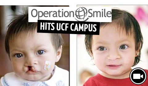 Operation Smile Comes to UCF