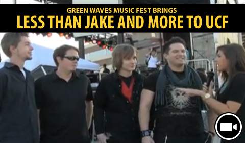 Less Than Jake Headlines UCF Battle of the Bands