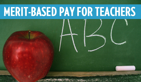 merit pay for teachers