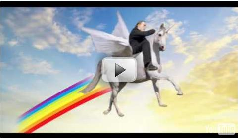 donald trump vs obama. Obama Unicorn Ad: Does It Go