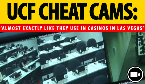UCF Cheating Scandal: Business Testing Lab Fails to Stop Cheating