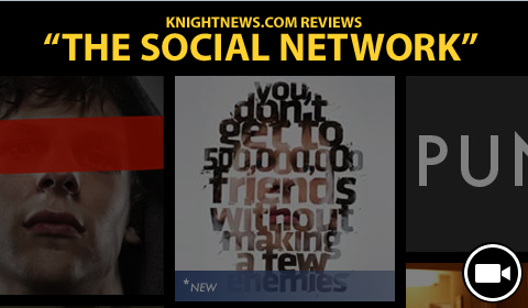 movie analysis the social network