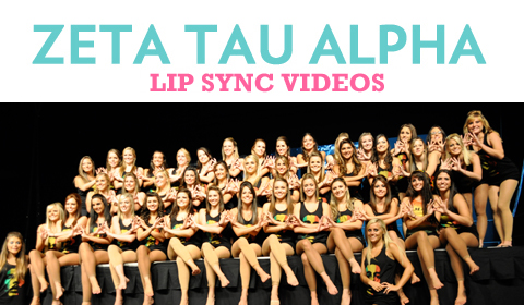 Zeta Lip Sync 2010 &#8216;Lost Footage&#8217; &#038; Dance Videos Online