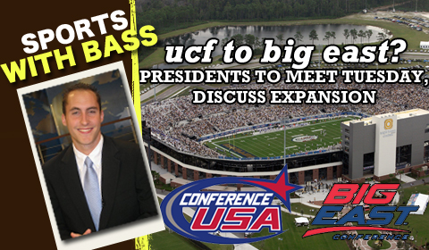 UCF to Big East? Presidents To Meet Tuesday, Discuss Expansion