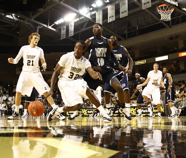 KnightNews.com » UCF Basketball Doubles Jackson State