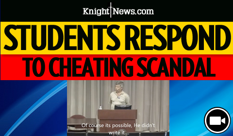 UCF Students Give Their Side in Cheating Scandal With Video