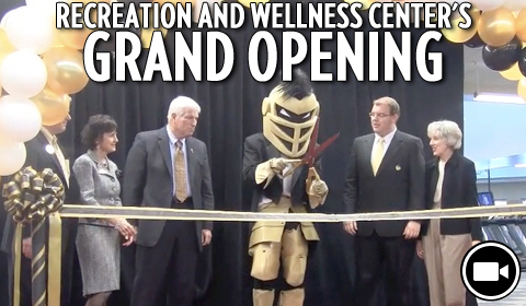 "New ""Green"" Gym Expansion Officially Opens its Doors to UCF, Public"