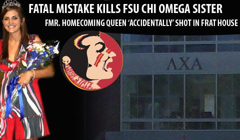 2 Shot in Fraternity House at FSU, Student Ashley Cowie Dies