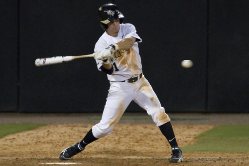 UCF Baseball's Travis Shreve Named C-USA Hitter Of The Week