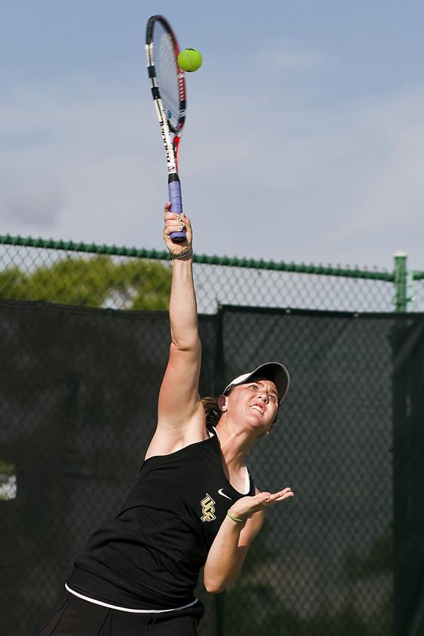 Women's Tennis Take Down Cookman, 7-0 | KnightNews.com