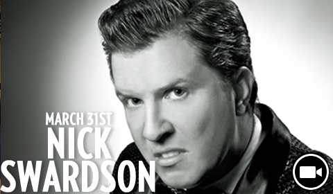 Nick Swardson Takes Stage at UCF