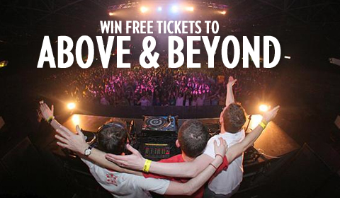 Win Free Tickets to See DJs Above and Beyond