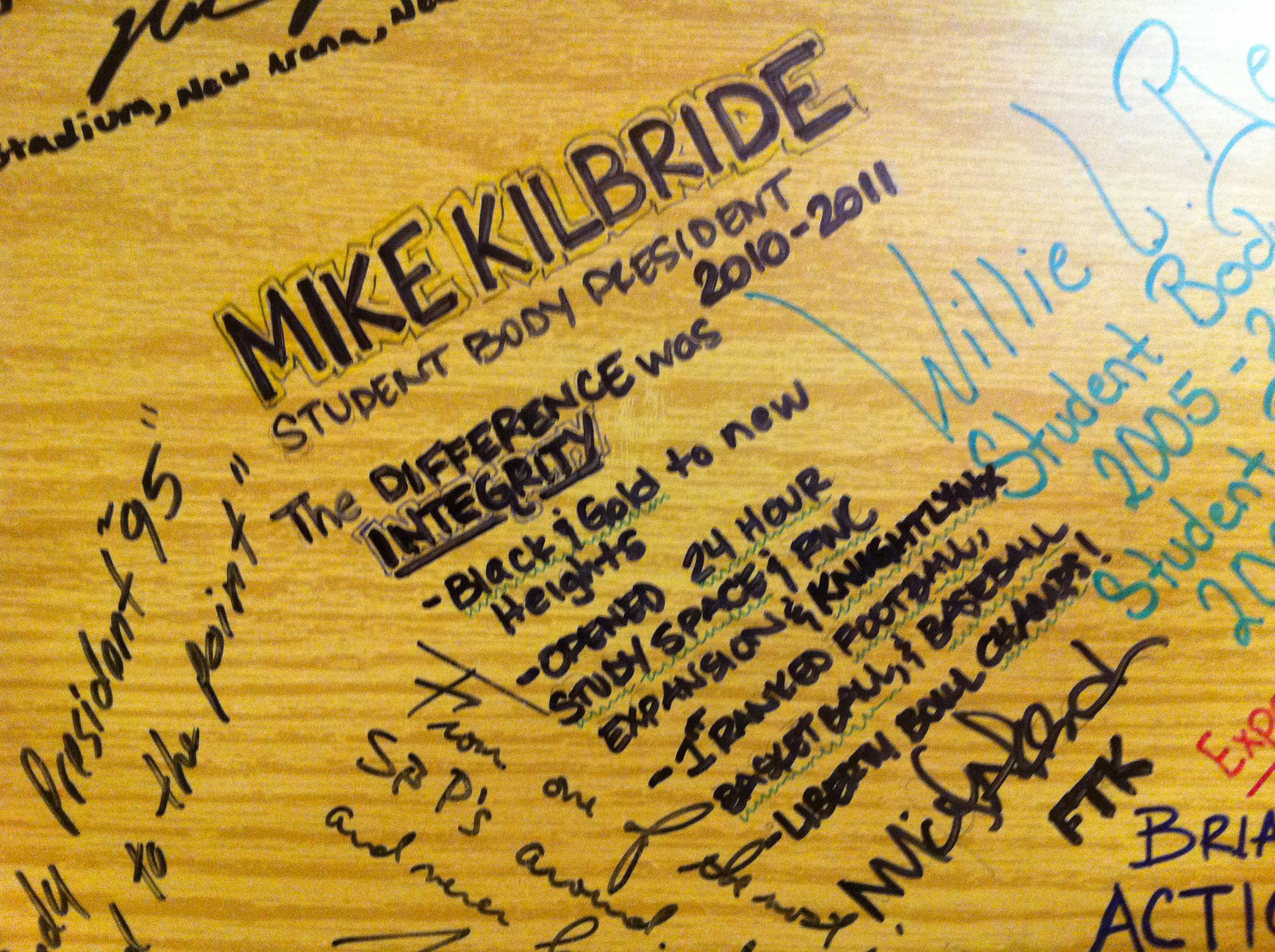 UCF Administration Owes Mike Kilbride an Apology for Failing Him, SGA