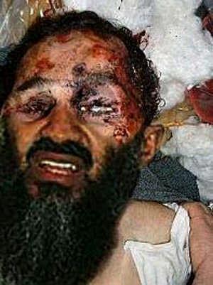 Doctored Photo of Dead Osama Bin Laden Floods Twitter, Real Photos