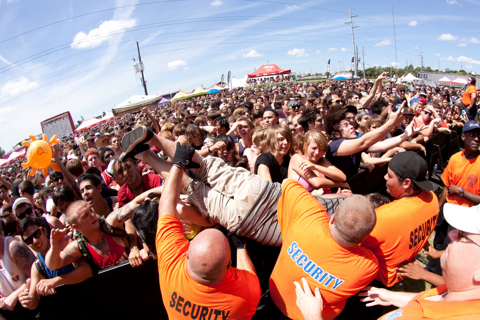 Vans Warped Tour Rocks Orlando