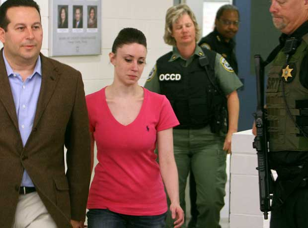Casey Anthony Released From Jail Sunday