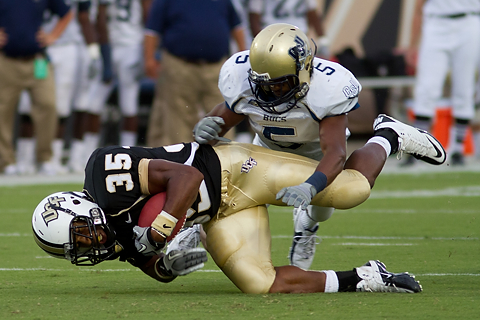 UCF-BC Preview: Knights Take on Eagles in Statement Game