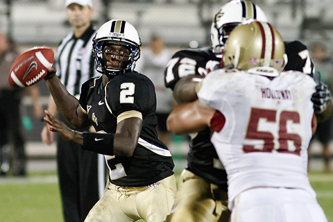 UCF-FIU Preview: Knights Looking at a 3-0 Start In First Road Game of Season