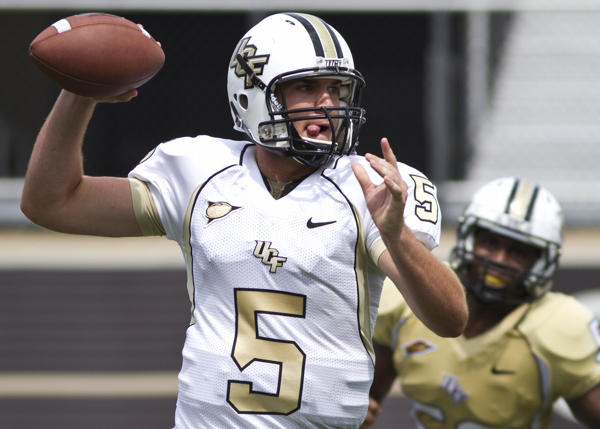 Could Blake Bortles be the New No. 1 Pick?