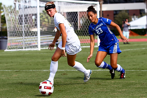 UCF Women&#8217;s Soccer: Five Knights Named To All C-USA Team