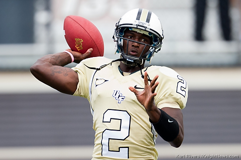 UCF Football's Jeff Godfrey, J.J. Worton Reinstated By Coach George O'Leary