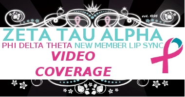 Video Replays: Zeta Lipsync featuring Phi Delta Theta 2011