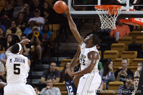 UCF-ODU Recap: Keith Clanton&#8217;s Double-Double Helps Knights Overcome Slow Start to Beat Monarchs
