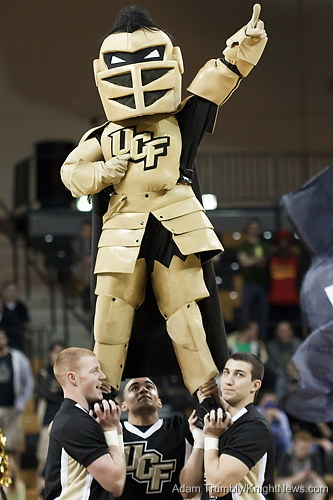 UCF Holding Auditions for the Next Knightro