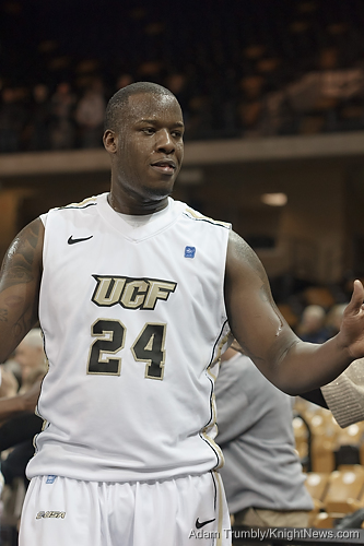 UCF Basketball's C.J. Reed, Josh Crittle Also Not Returning to Team