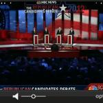 NBC Debate Live Stream