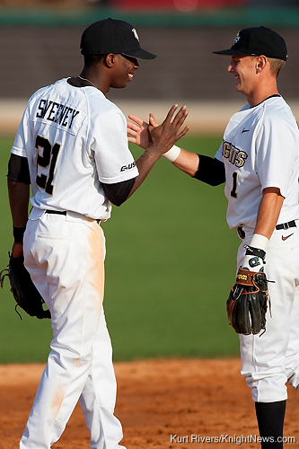 UCF-ECU: Knights Baseball Gets Routed In Series Finale Vs. Pirates