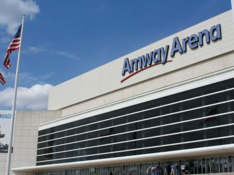 Old Amway Arena Set To Be Destroyed