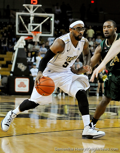 UCF Basketball's Marcus Jordan To Leave Program?