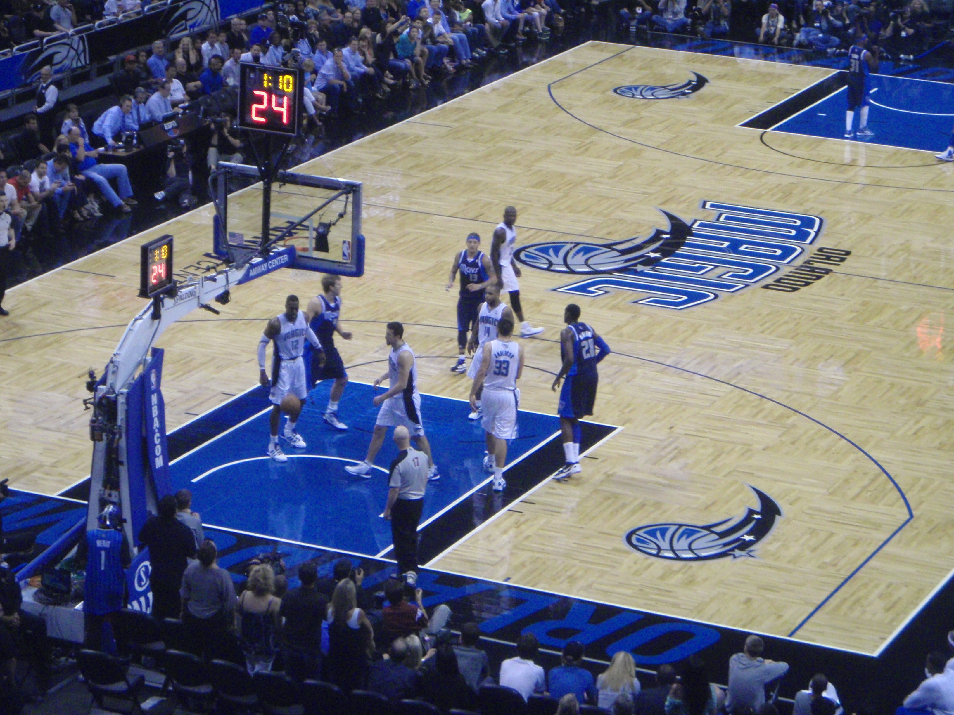 Dirk Nowitzki's Game Winner Lifts Mavericks Over Magic As Orlando Blows Late Lead