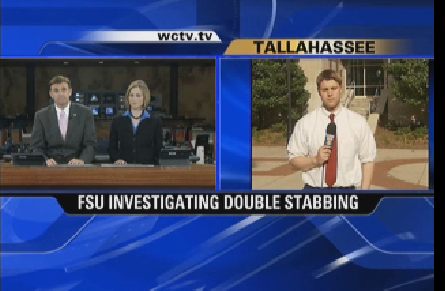 FSU Double Stabbing Reported