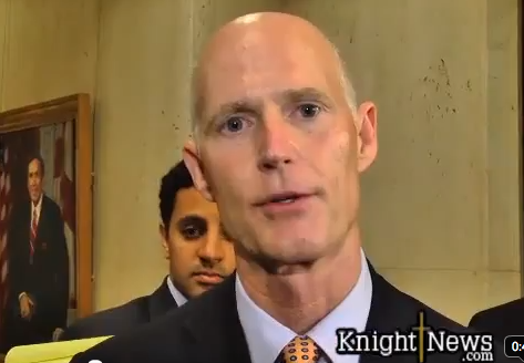 Gov. Rick Scott: 'I Don't Believe in Tuition Increases'