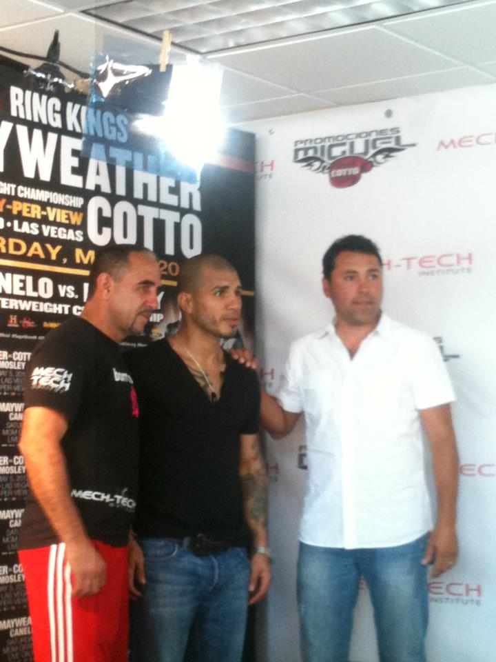 Mayweather-Cotto Preview: Cotto Looks To Play Upset In Super Welterweight Bout