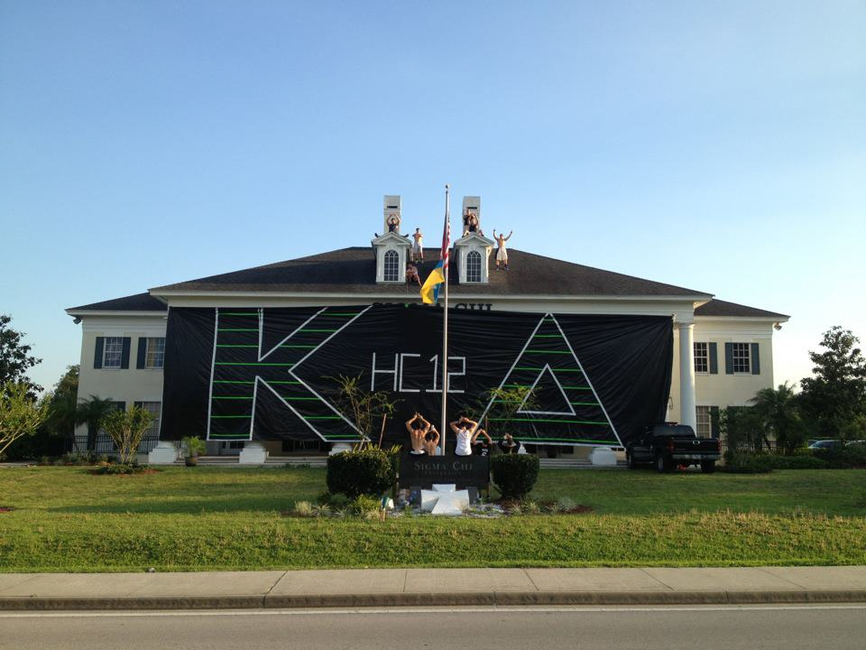 UCF Homecoming 2012 Serenades: Live Coverage
