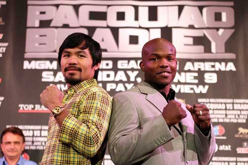 Manny Pacquiao-Timothy Bradley: Pacquiao Faces Tough Test Against Younger Bradley