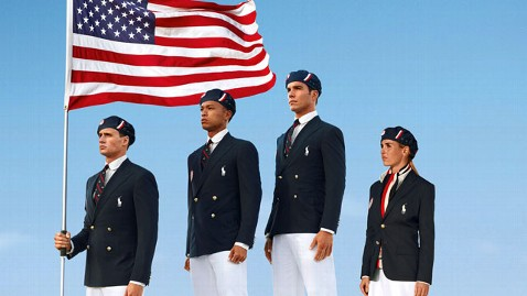 US Olympic Uniforms Made in China; Congress Unhappy