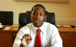 Video: SGA President Cortez Whatley Addresses the Tuition Hikes