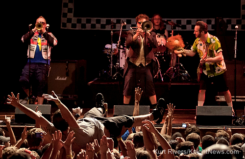 Reel Big Fish and Friends Rock The House Of Blues