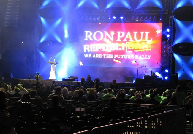 Youth Vow To Carry Ron Paul's Message On