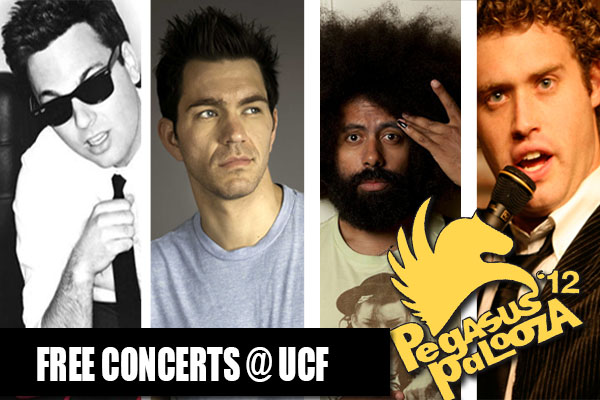 Free Concerts This Week for UCF Students