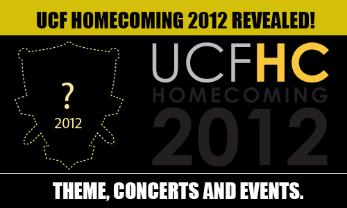 UCF Homecoming 2012 Performers Announced; Event Schedule