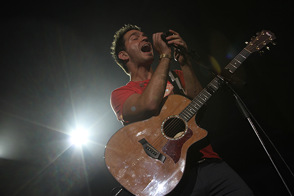 PHOTOS: Outasight and Andy Grammer Hit UCF Arena