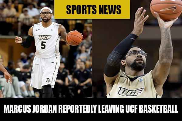 Reports: Marcus Jordan to exit UCF Basketball Program