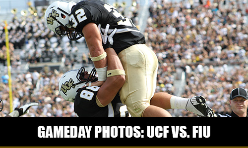 Gameday Photos: FIU vs UCF